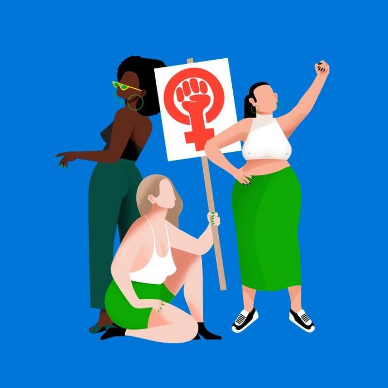 Women activist