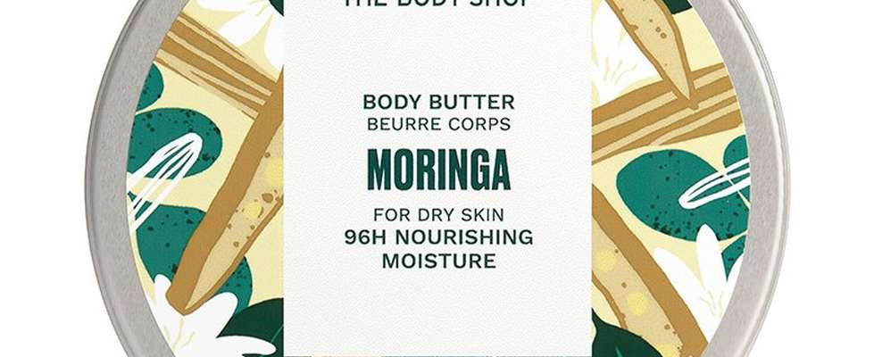 Moringa body butter