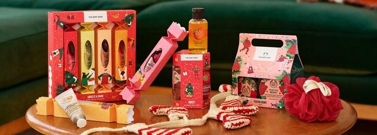 Kleine Weihnachtsgeschenke von The Body Shop