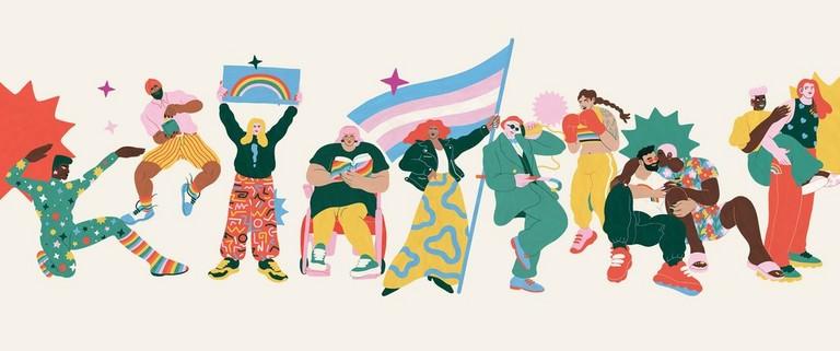 Pride illustration