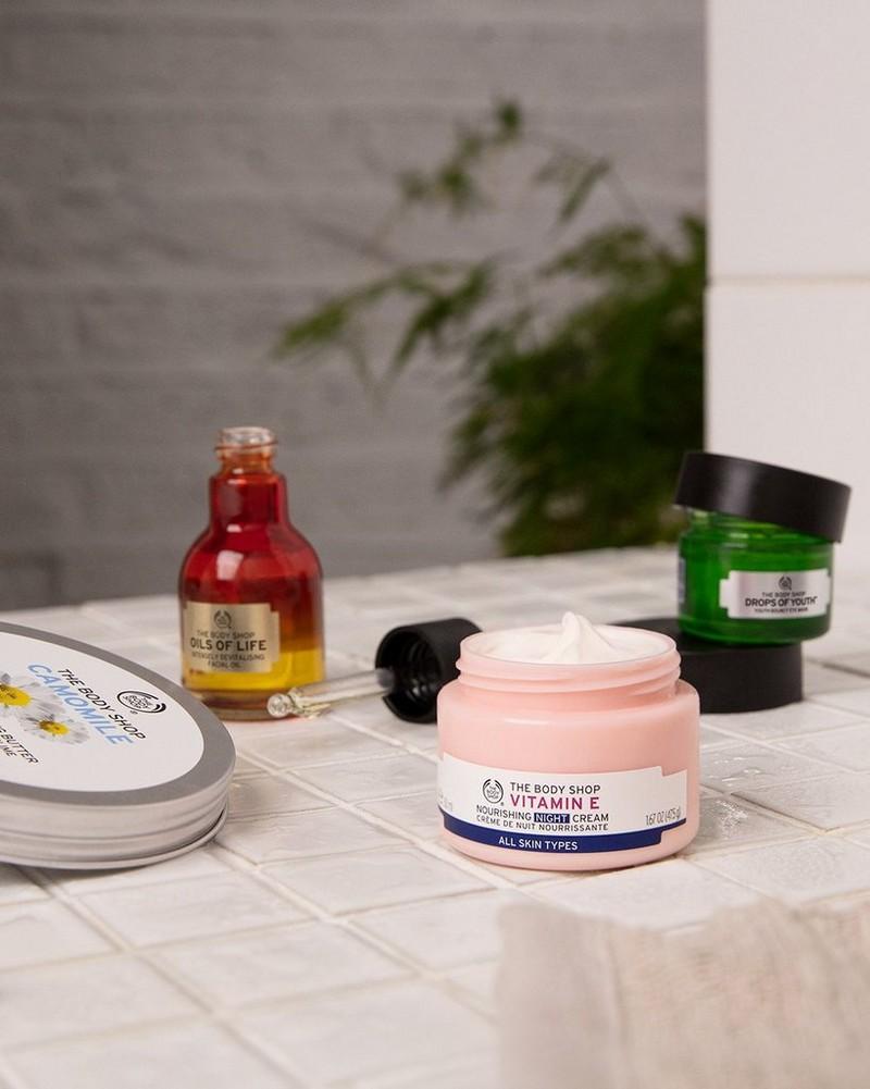 Produkte von The Body Shop