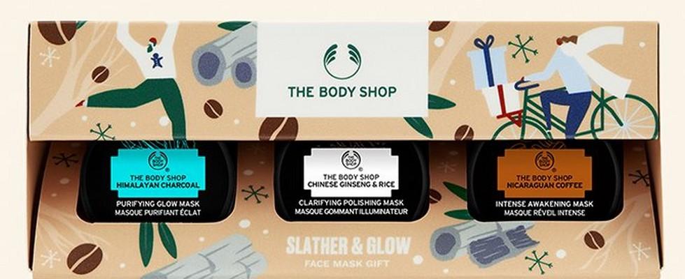Slather & Glow Face Mask Gift