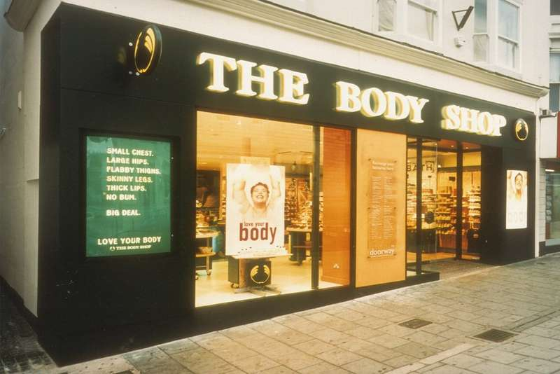 The Body Shop Filiale