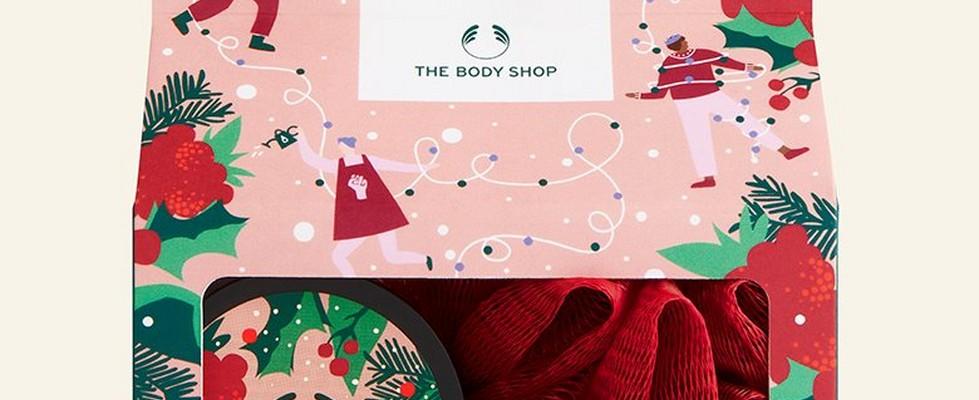 Festive Berry kleine Geschenkbox