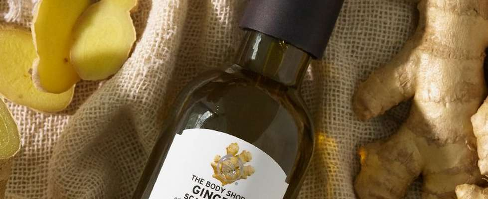 The Body Shop Ginger Scalp Serum