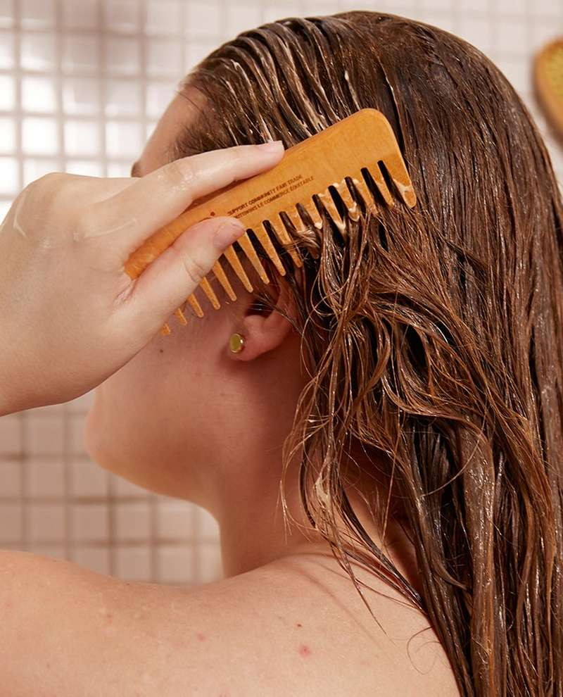 Shea hair care range