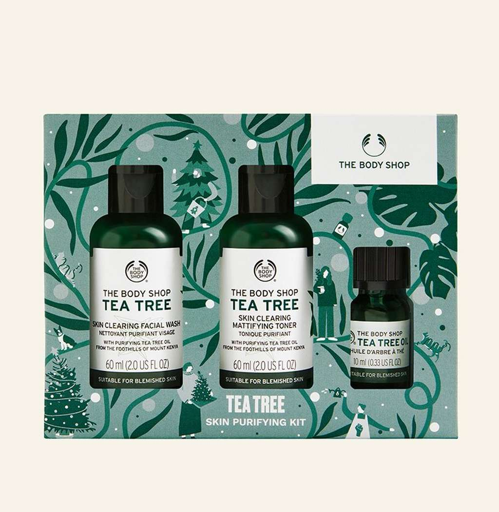 Tea Tree Skin Reinigungskit
