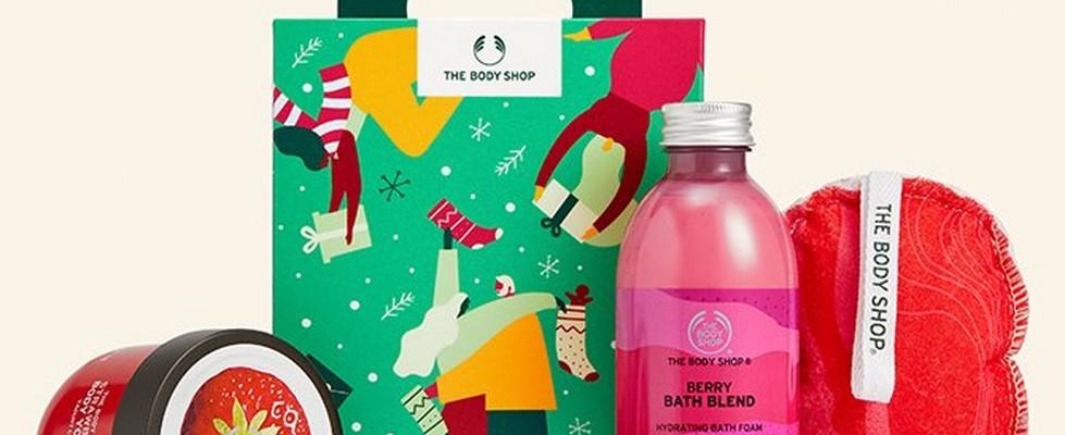 Berries & Bubbles Bath Ritual Geschenkset