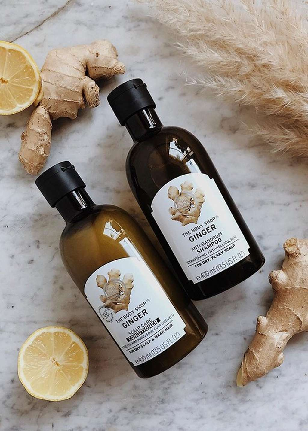 Ginger Haircare Duo