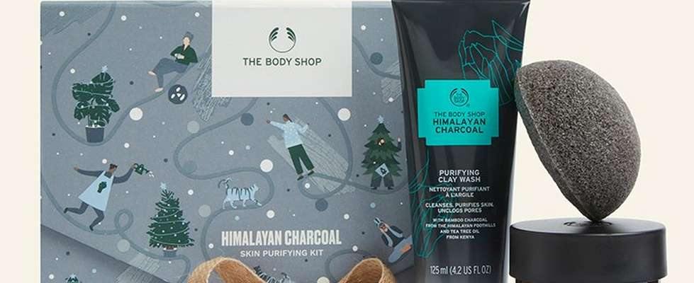 Himalayan Charcoal Skin Purifying Kit
