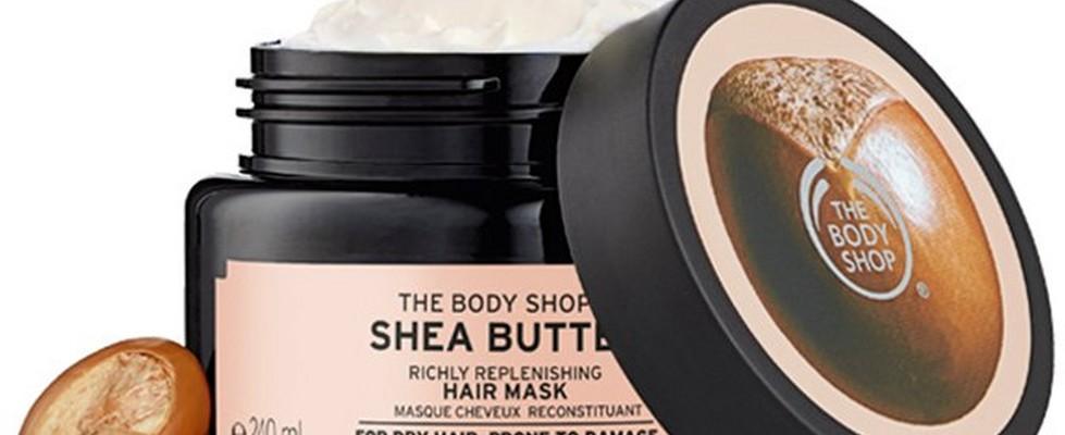 Shea butter mask