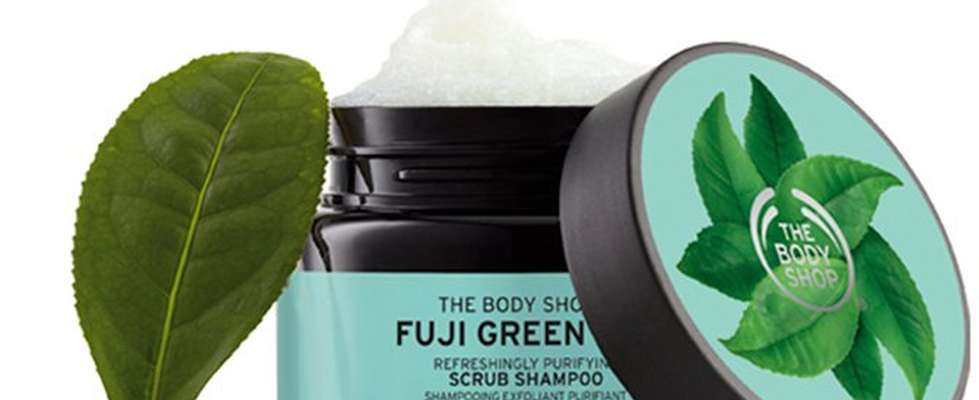FUJI GREEN TEA™ HAARPEELING