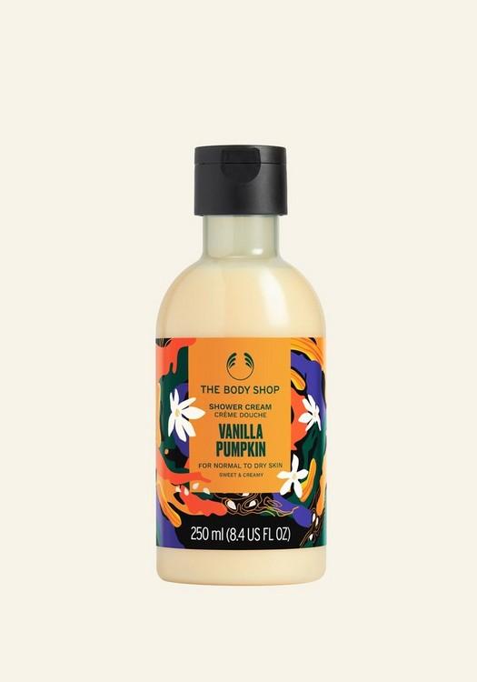 Vanilla Pumpkin Shower Cream 250ml