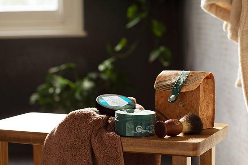 The Body Shop Shaving Kit