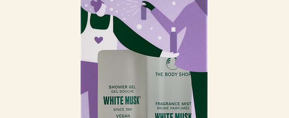 Florals & Frost White Musk® Treats
