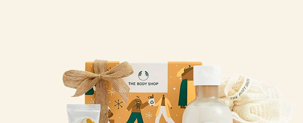 Sooth & Smooth Almond Milk & Honey Gift