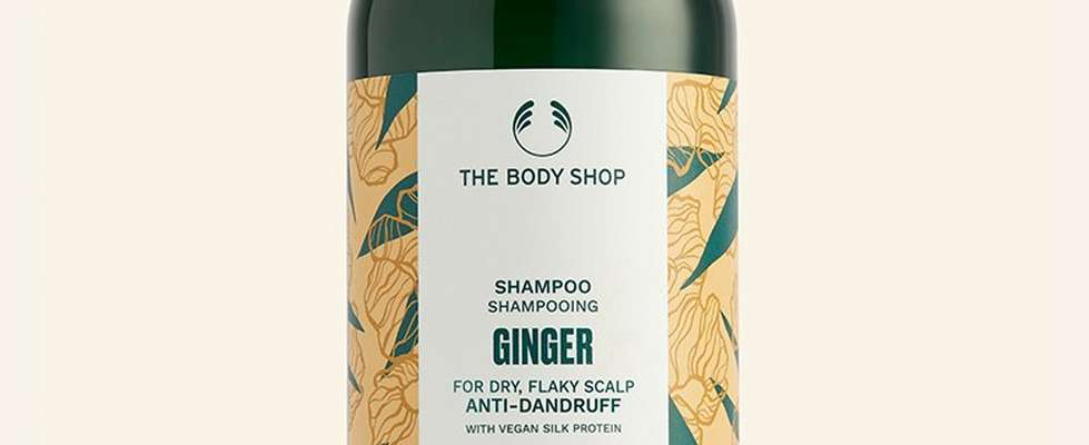 Ginger Anti-Schuppen Shampoo