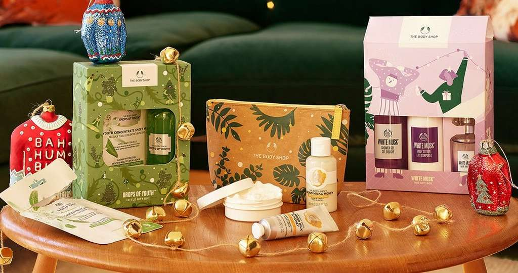 Christmas Gift Ideas Christmas Gift Guide The Body Shop