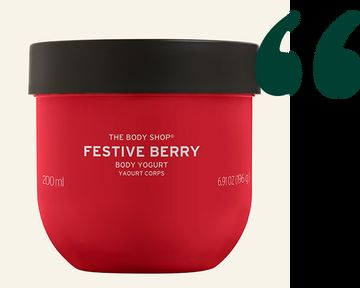 Body Yogurt Festive Berry de Edición Especial