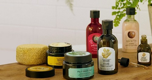 The Body Shop Hair care