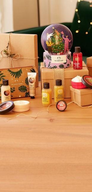 Regalos de Navidad de The Body Shop