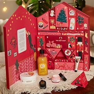 The Body Shop Adventskalender