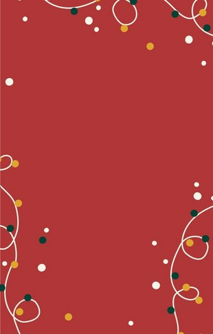 Fondo rojo de Navidad