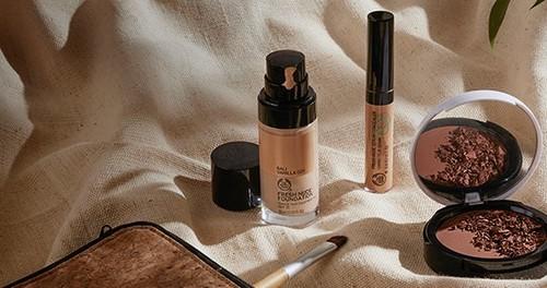 Productos de la línea Fresh Nude
