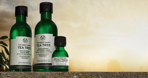 Tea Tree-Serie