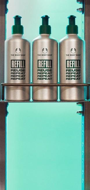 Our refill scheme