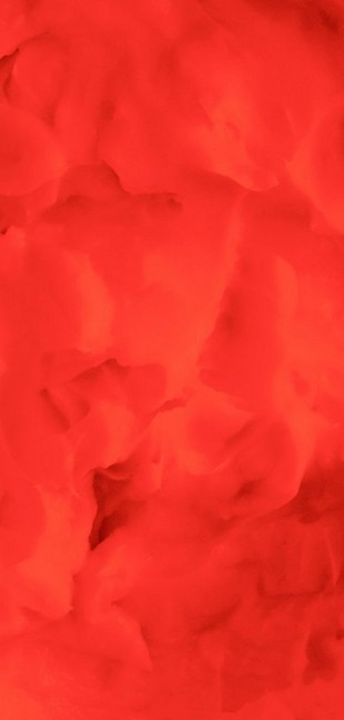 Crumpled red paper backdrop