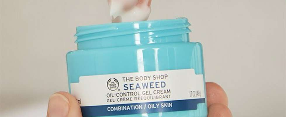 Seaweed day cream