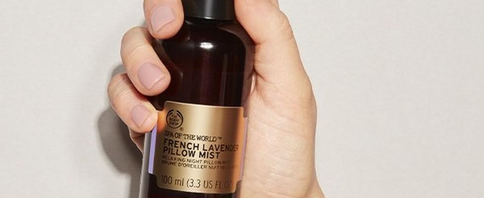 The Body Shop Pillow Mist Spray