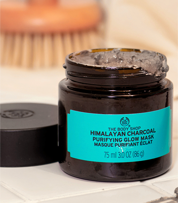The Body Shop Charcoal products