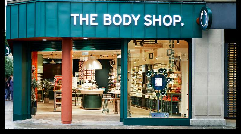 Tienda The Body Shop