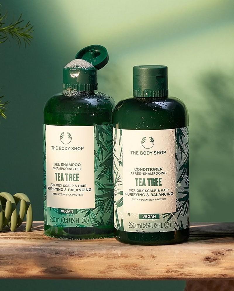Tea Tree Haircare