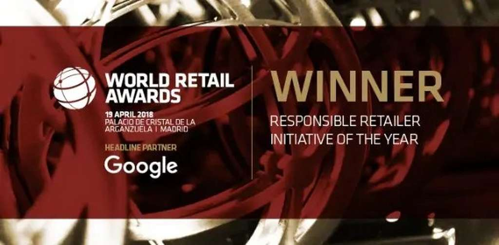Logo del World Retail Awards