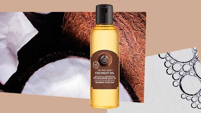 The Body Shop Coconut Oil