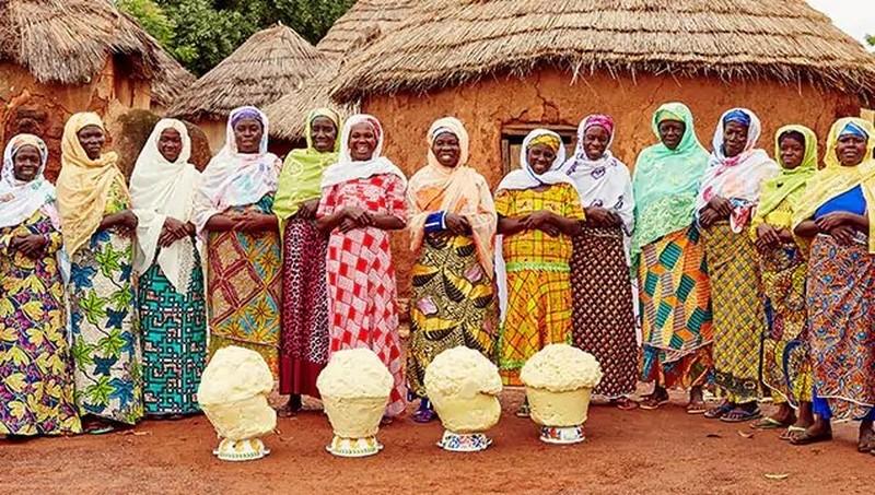 MUJERES DE GHANA