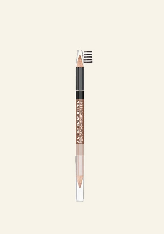 3-in-1 Eyebrow Definer Medium Brown