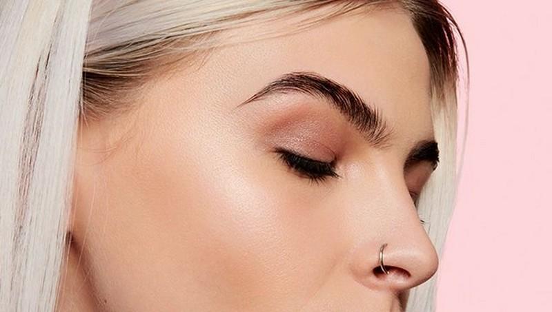 Close Up Of Eyebrow