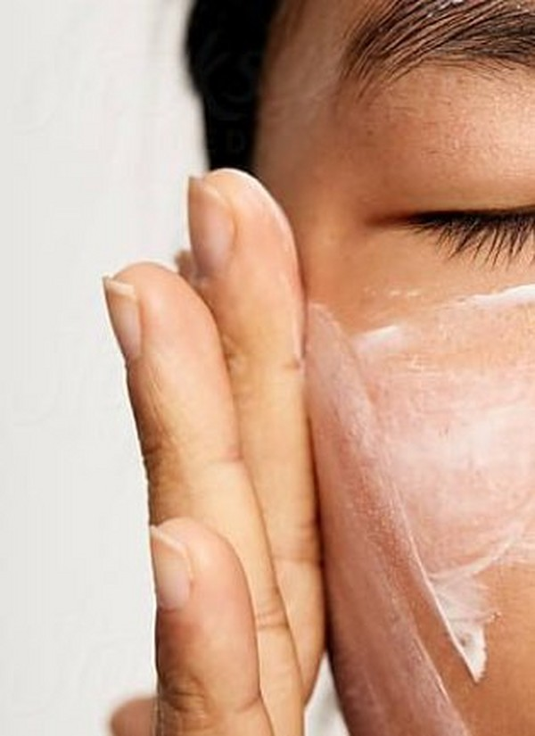 Skincare application
