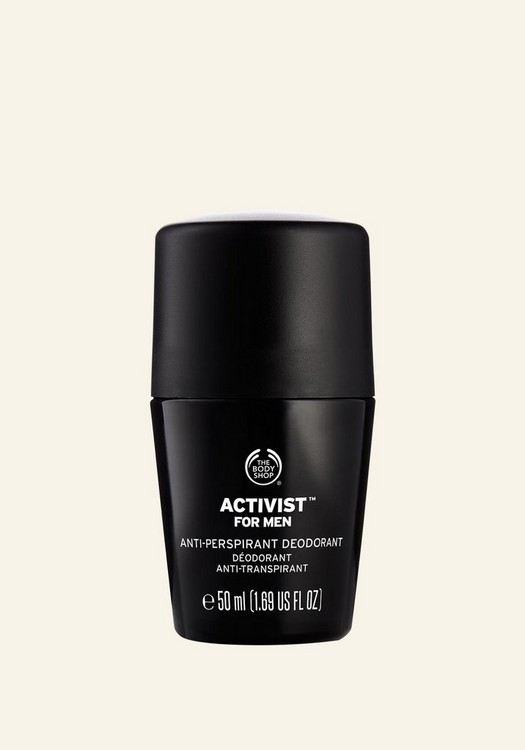 Desodorante Antitranspirante Activist 50ml