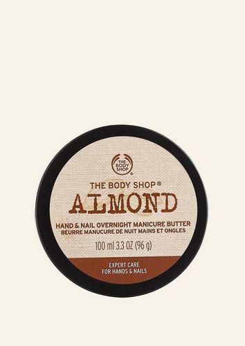 Almond Hand- und Nagelbutter