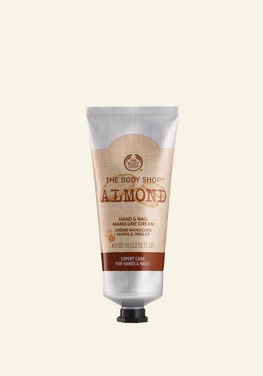 Almond Hand & Nail Cream 100ml