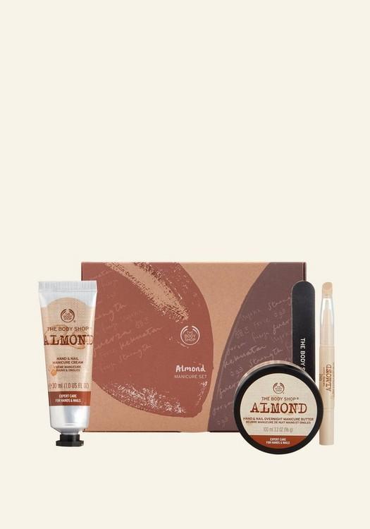 Almond Maniküre-Set