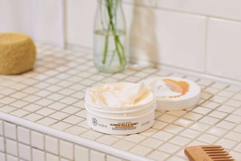 The Body Shop Almond Milk & Honey Body Butter