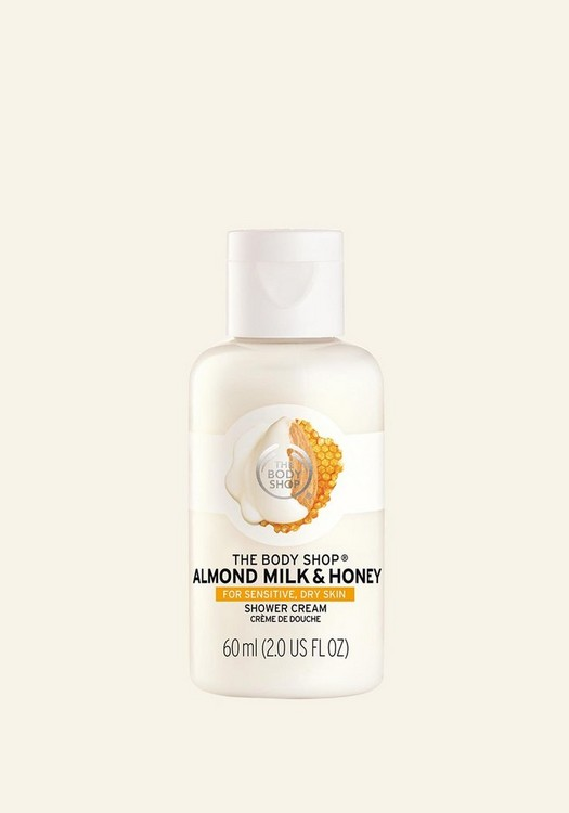 Almond Milk & Honey Shower Cream 2.0 FL OZ