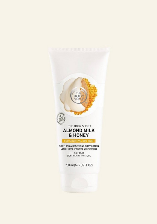 Almond Milk & Honey Soothing & Restoring Body Lotion 200ml
