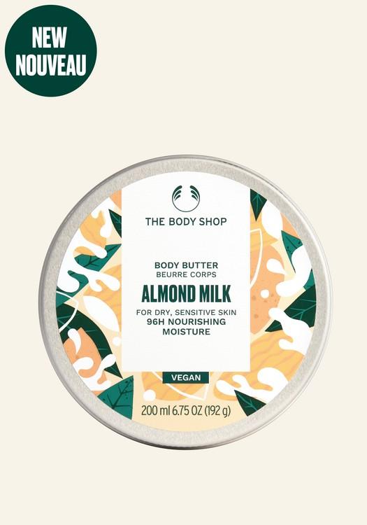Almond Milk Body Butter 200ml